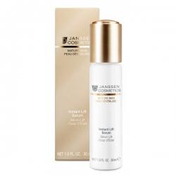Janssen Mature Skin Instant Lift Serum - Антивозрастная лифтинг-сыворотка мгновенного действия 30мл