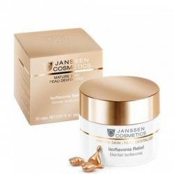 Janssen Mature Skin Isoflavonia Relief - Капсулы с фитоэстрогенами и гиалуроновой кислотой 50капс
