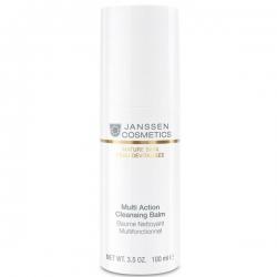 Janssen Mature Skin Multi Action Cleansing Balm - Мультифункциональный бальзам для очищения кожи, 100мл