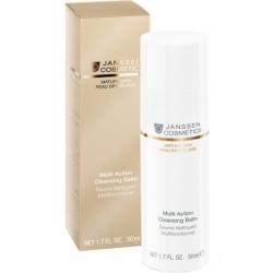 Janssen Mature Skin Multi Action Cleansing Balm - Мультифункциональный бальзам для очищения кожи, 50 мл