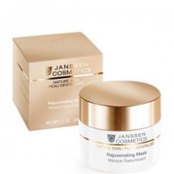 Janssen Mature Skin Rejuvenating Mask - Омолаживающая крем-маска для зрелой, сухой кожи 50мл