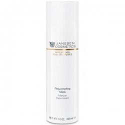 Janssen Mature Skin Rejuvenating Mask - Омолаживающая крем-маска для зрелой, сухой кожи 200мл