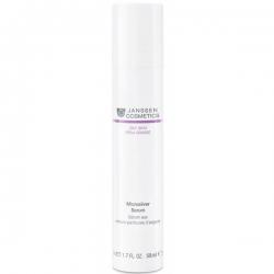 Janssen Cosmetics Oily Skin Microsilver Serum - Сыворотка с антибактериальным действием для жирной кожи 50мл