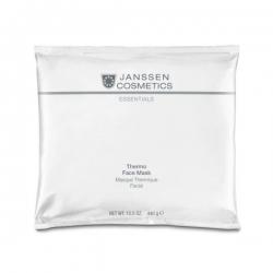 Janssen Peeling and Peel Off Masks Thermo Face Mask - Термомоделирующая Гипсовая Маска 440гр