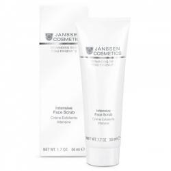 Janssen Demanding Skin Intensive Face Scrub - Интенсивный скраб 50 мл