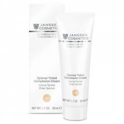 Janssen Demanding Skin Optimal Tinted Complexion Cream Medium - Дневной Крем Оптимал Комплекс (SPF 10) 50мл