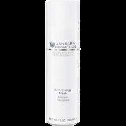 Janssen Demanding Skin Rich Energy Mask - Энергонасыщающая Регенерирующая Маска 200мл