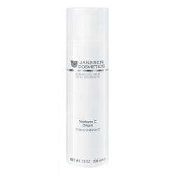 Janssen Demanding Skin Vitaforce C Cream - Регенерирующий Крем с Витамином C, 200мл