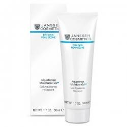 Janssen Dry Skin Aquatense Moisture Gel+ - Суперувлажняющий гель-крем с аквапоринами 50 мл