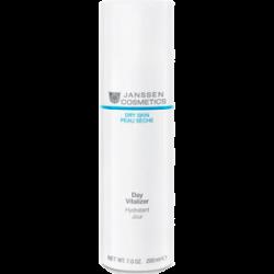 Janssen Dry Skin Day Vitalizer - Увлажняющий дневной крем (SPF-6) 150 мл