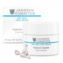 Janssen Dry Skin Hyaluron Impulse - Концентрат с гиалуроновой кислотой (в капсулах) 50 капс.