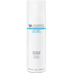 Janssen Dry Skin Hydrating Gel Mask+ - Суперувлажняющая гель-маска 200 мл