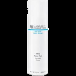 Janssen Dry Skin Mild Face Rub - Мягкий скраб с гранулами жожоба 200 мл