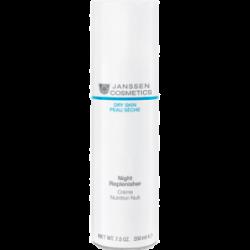 Janssen Dry Skin Night Replenisher - Питательный ночной регенерирующий крем 200 мл