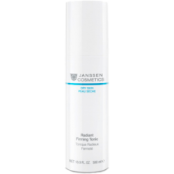 Janssen Dry Skin Radiant Firming Tonic - Структурирующий тоник 500 мл