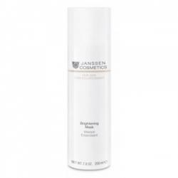 Janssen Fair Skin Brightening Mask - Осветляющая Крем-Маска 150мл
