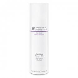 Janssen Cosmetics Clarifying Cream Gel - Крем-гель себорегулирующий, 150 мл
