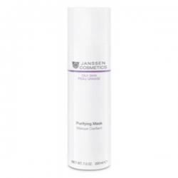 Janssen Cosmetics Purifying Mask - Себорегулирующая Очищающая маска, 200 мл