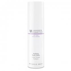 Janssen Oily Skin Purifying Tonic Lotion - Тоник для жирной кожи и кожи с акне 500 мл