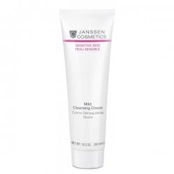 Janssen Sensitive Skin Mild Cleansing Cream - Деликатный Очищающий Крем 300мл