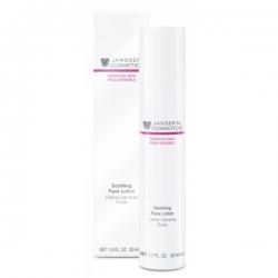 Janssen Sensitive Skin Soothing Face Lotion - Успокаивающая Смягчающая Эмульсия 50мл
