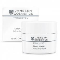 Janssen Trend Edition Skin Detox Cream - Антиоксидантный Детокс-Крем 50мл