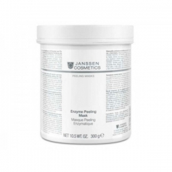 Janssen Cosmetics Enzyme Peeling Mask - Энзимная пилинг-маска, 300мл