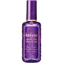 Japan Gateway Reveur Velvet Oil - Масло для волос, Увлажнение и Блеск, 100 мл