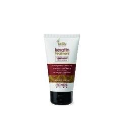 Echos Line  Seliar Keratin Treatent - Крем-флюид для волос с кератином и маслом аргании против секущихся кончиков, 100 мл