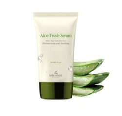 The Skin House Aloe Vera Bubble Foam Cleanser - Пенка для лица с экстрактом алоэ, 150мл