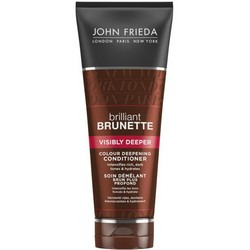 John Frieda Brilliant Brunette Visibly Deeper - Кондиционер для создания насыщенного оттенка темных волос, 250 мл