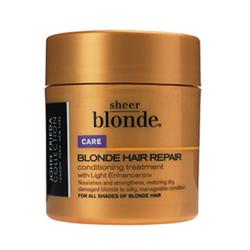 John Frieda Sheer Blonde - Маска для интенсивного ухода за светлыми волосами 150 мл