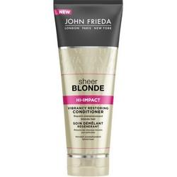 John Frieda Sheer Blonde Hi-Impact - Восстанавливающий кондиционер для сильно поврежденных волос, 250 мл