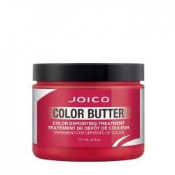 Joico Color Butter Red - Маска тонирующая с интенсивным красным пигментом, 177 мл