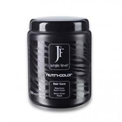 Jungle Fever Nutri-Color Mask - Маска для окрашенных волос, 1000 мл