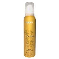 Kapous Fragrance Free Arganoil - Мусс для волос сильной фиксации с маслом арганы, 150 мл
