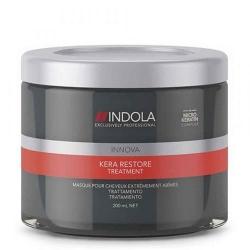 Indola Kera Restore Treatment - Маска кератиновое восстановление, 200 мл