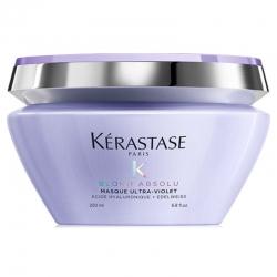 Kerastase Blond Absolu Masque Ultra-Violet - Маска Ultra-Violet 200 мл