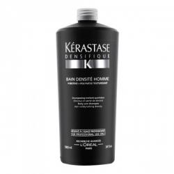 Kerastase Densifique - Уплотняющий шампунь-ванна для мужчин Керастаз Денсифик, 1000 мл