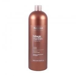 Kapous professional magic keratin - Кератин бальзам 1000 мл