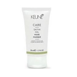 Keune Care Satin Oil - Маска Шелковый уход 50 мл