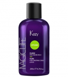 Kezy Magic Life Creating Curls Fluid - Флюид для создания локонов, 200мл