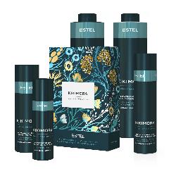 Estel KIKIMORA - Набор для волос (шампунь 250 мл, маска 200 мл, разглаживающий филлер 100 мл)