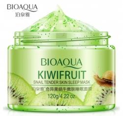 Bioaqua - Ночная маска с киви, 120 мл