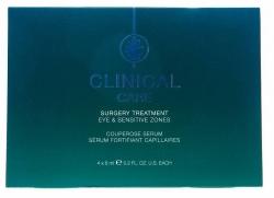 Klapp Clinical Care Eye & Sensitive  Zones - Набор Сыворотка для кожи век и чувствительных участков кожи, 4*6 мл