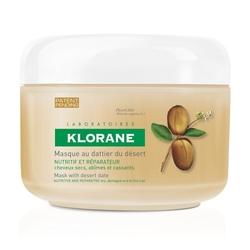 Klorane - Маска с маслом финика для сухих, ломких и поврежденных волос 150 мл