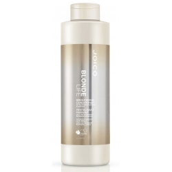 Joico Blonde Life Brightening Conditioner - Кондиционер «Безупречный блонд» для сохранения чистоты и сияния блонда, 1000 мл
