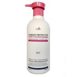 La'dor Damaged Protector Acid Conditioner - Кондиционер для поврежденных волос, 530 мл