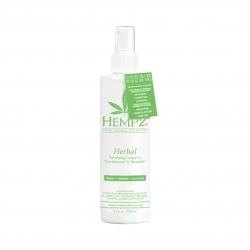 Hempz Herbal Fortifying Leave-In Conditioner & Restyler - Кондиционер несмываемый защитный Здоровые Волосы, 250 мл