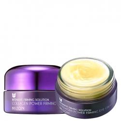 Mizon Collagen Power Firming Eye Cream - Крем для глаз от морщин с 42% содержанием коллагена, 25 мл